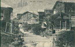CH ZERMATT / Das Alte Zermatt / - VS Valais