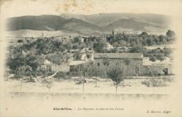 DZ AIN SEFRA / Le Bureau Arabe Et Les Dunes / - Algérie