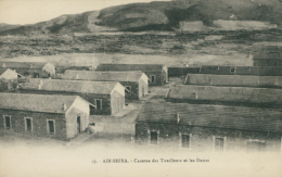 DZ AIN SEFRA / Caserne Des Tirailleurs Et Les Dunes / - Algérie