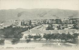 DZ AIN SEFRA / Vue Générale Prise De La Gare / - Algérie