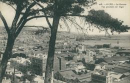 DZ ALGER / Le Hamma, Vue Générale Sur Alger / - Alger