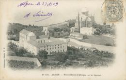 DZ ALGER / Notre-Dame D'Afrique Et Le Carmel / - Alger