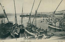 DZ ALGER / Le Port / - Alger