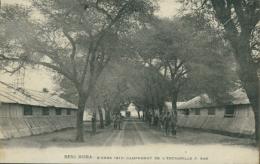 DZ BISKRA / Beni Mora, Campement De L'Escadrille / - Biskra