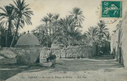 DZ BISKRA / Un Coin Du Village De M'Cid / - Biskra
