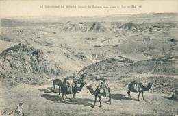 DZ BISKRA / Désert Du Sahara, Vue Prise Du Col De Sfa / - Biskra