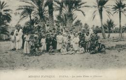 DZ BISKRA / Missions D'Afrique, Les Petites élèves De L'ouvroir / - Biskra
