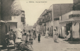 DZ BISKRA / Rue Des Ouled-Naïl / - Biskra