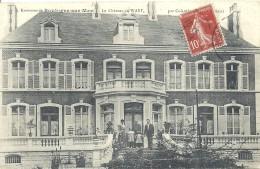PAS DE CALAIS - 62 - LE WAST Ou LE WAAST - Près DESVRES -Le Château Avec La Famille - Desvres