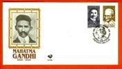 RSA, 1995, Mint First Day Cover Nr. 6-23b, Mahatma Ghandi , SACCnr(s) - FDC