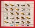 TRANSKEI, 1980, MNH Stamp(s) In Full Sheets, Fishing Flies,   Nr(s) 65-69 - Transkei