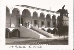 CPSM - Tunisie - La Manouba - Le Grand Escalier - Tunisie