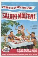 CT--N--01659-- SALUMIFICIO MOLTENI - ARCORE-  CICLISTI - GIANNI MOTTA -FRANCO BALMAMION - MARINO BASSO - Pubblicitari