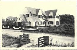 Coq-sur-Mer NA29: Villa Champi - De Haan