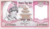 Nepal - Pick 46 - 5 Rupees 2002 - Unc - Népal
