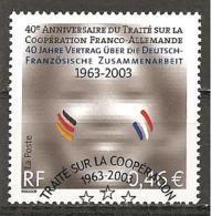 = Frankreich 2003 - Michel 3681 O = - Francia