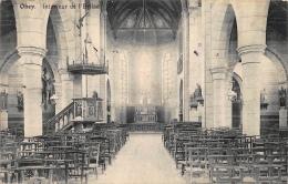 Ohey    Interieur De L'eglise         A 1032 - Ohey