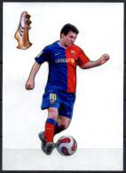 Sticker - Lionel Messi - FC Barcelona - Adesivi