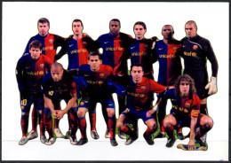 Sticker -  FC Barcelona - FC Barcelone - Football Team - Soccer - Adesivi