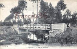 (41) Choue - Le Pont De Monvallet - 2 SCANS - Other Municipalities