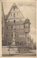 Postcard RA006377 - Germany (Deutschland) Rothenburg Ob Der Tauber - Alemania