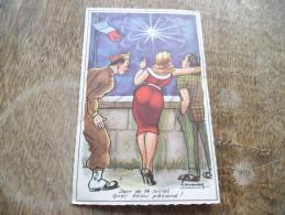 CPSM De Lassalvy Jour De 14 Juillet Quel Beau Pétard ! Bon état Général, Série N°165 - Lassalvy