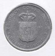 CONGO - BOUDEWIJN * 1 Frank 1957 * Nr 7528 - 1951-1960: Baudouin I