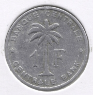 CONGO - BOUDEWIJN * 1 Frank 1959 * Nr 7538 - 1951-1960: Baudouin I