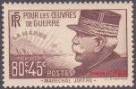 France N°  454,** Pour Les Oeuvres De Guerre - Maréchal Joffre - La Marne - Frankreich