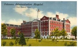 13498 MA  West Roxbury   Veterans Administration Hospital - Boston