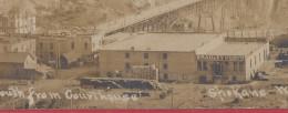 SPOKANE : South From Courthouse , Year 1910 , Recto Verso . - Spokane