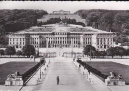 AUTRICHE---WIEN--VIENNE---château De Schoenbrunn---voir 2 Scans - Château De Schönbrunn