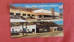 Sullivan Chevrolet/Geo Pittsburg Pa  - Ref  2182 - Postcards