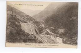 RARE CPA 1925 SAVOIE SAINT MICHEL DE MAURIENNE ORELLE PRISE D´EAU USINE DE PREMONT BE - Saint Michel De Maurienne