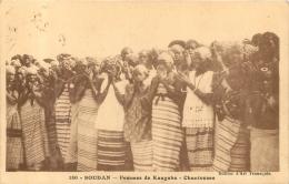 SOUDAN FEMMES DE KANGABA CHANTEUSES - Sudan