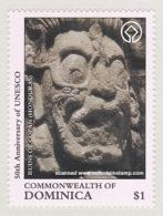 """Dominica 1997 Unesco Ruins Of Copan Honduras MNH """""""" - Dominique (1978-...)"""