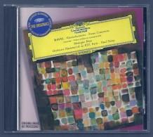 CD -  RAVEL -  CONCERTOS POUR PIANO - PAUL PARAY - MONIQUE HAAS, Piano - Klassik