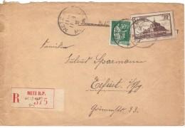 XXX377 FRANKREICH 1935 RECO - BRIEF Siehe ABBILDUNG