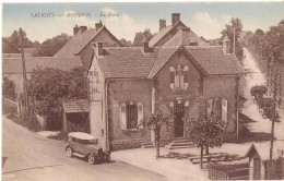 Saligny Sur Roudon La Poste - Autres Communes
