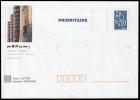 B-013G- PAP Monum Château D'Angers - Entiers Postaux