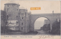 NAMUR  CITADELLE CHATEAU DES COMTES - Namur