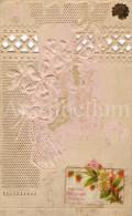 Postcard / CP / Postkaart / RELIEF / Fleurs / Flowers / Souvenir D'un Coeur Affectueux / 1911 - Sonstige