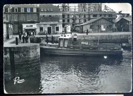 Cpsm Du 56  Lorient -- Embarcadère Pour L' Ile De Groix  LIOB48 - Groix