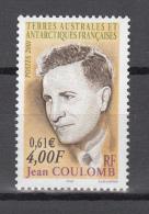 TAAF FSAT 2001,1V,Jean Coulomb,,MNH/Postfris(A2436) - Klimaat & Meteorologie