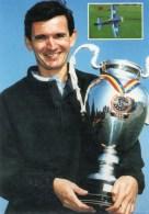 - Dominique ROLAND, Vainqueur De La Coupe Du Monde De Voltige Au Japon En 1995. - - Airmen, Fliers