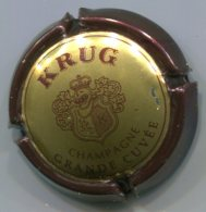 CAPSULE-CHAMPAGNE KRUG N°49a Grande Cuvée Diam. 32 - Krug
