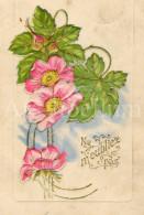 Postcard / CP / Postkaart / RELIEF / Fleurs / Flowers / Ne M'oubliez Pas / 1906 - Sonstige