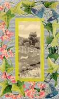 Postcard / CP / Postkaart / RELIEF / Fleurs / Flowers / Bonne Année / Serie 1799 / 1913 - Sonstige