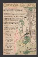 """DF / MUSIQUE / PARTITION DE LA CHANSON """"COMPÈRE GUILLERI"""" / CIRCULÉE EN 1904 - Music And Musicians"""