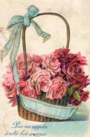 Postcard / CP / Postkaart / RELIEF / Fleurs / Flowers / Pour Me Rappeler / 1906 - Sonstige
